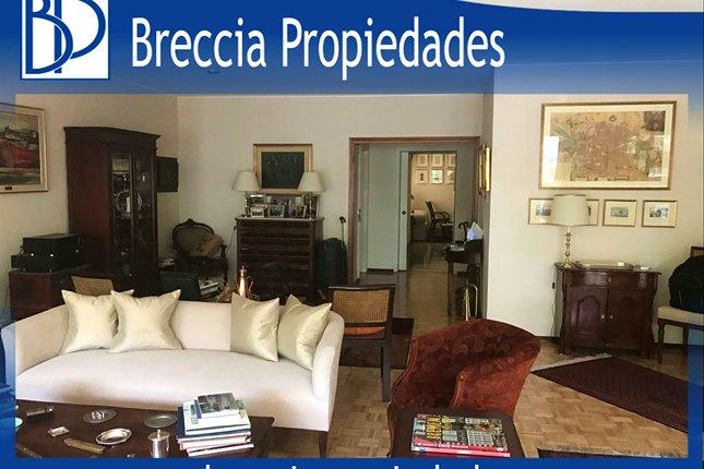 3 dormitorios y servicio: Av. Brasil próx. a la Rambla