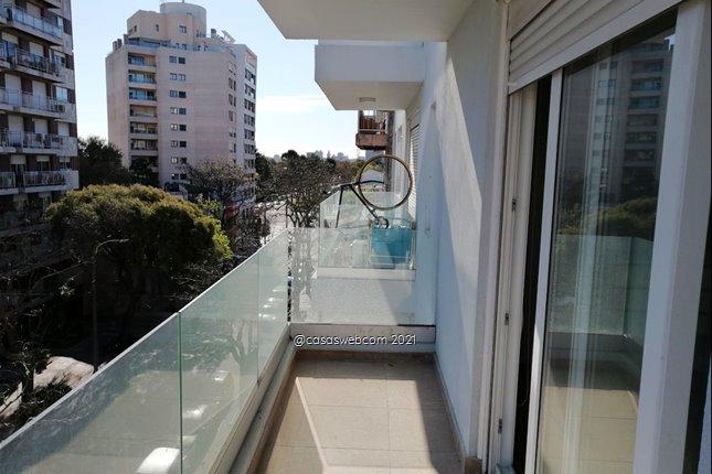 Punta Carretas Apartamento C/muebles 2 dormitorios, gge